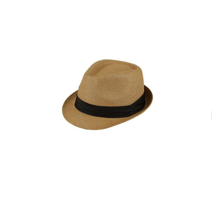 Tide Hero Hats Summer Men Female Panama Hood Jazz Cap Couples Street Dance Beach Hats SMB048