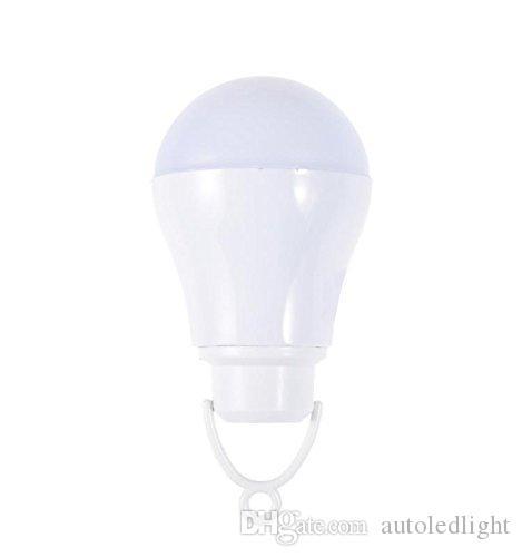 usb led energy saving light bulb camping outdoor night market stall lights 5V mobile power charging treasure Emergency Light
