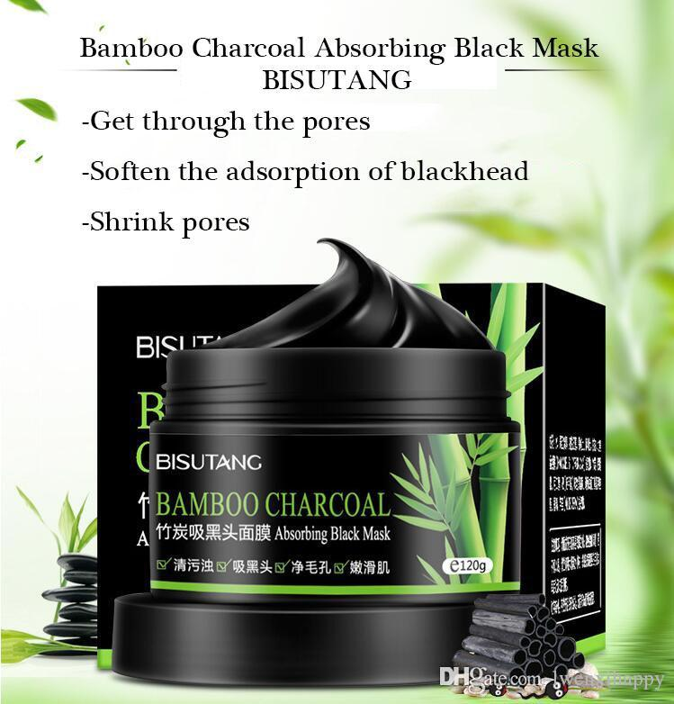 Wholesale Deep Cleansing Purifying Bamboo Mask Charcoal Oil Control Remover Blackhead Peel off Acne Care Face Hotting