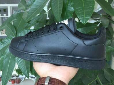 2017 top qualité neuf stan chaussures mode smith baskets casual en cuir hommes femmes sport chaussures de course jogging baskets appartements classiques