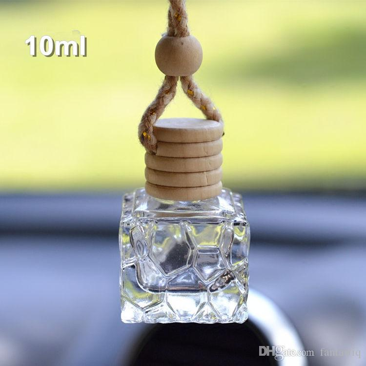 10ml Hanging Car Perfume Bottles Car Pendant Accessories