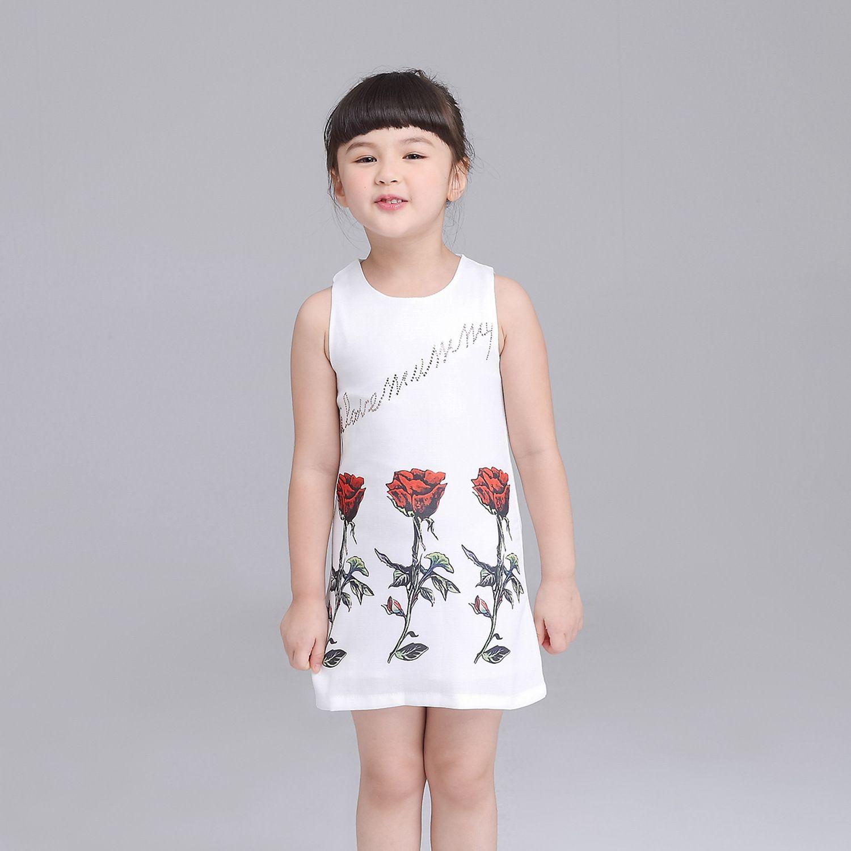 2018 Girls Dresses 2017 Brand Spring Autumn Winter Princess Dress