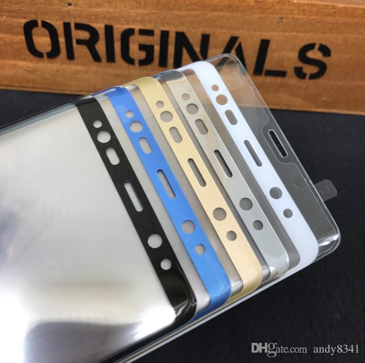 Vetro Temperato S4 Vetro Temperato Samsung Full 3D Galaxy S9 ...
