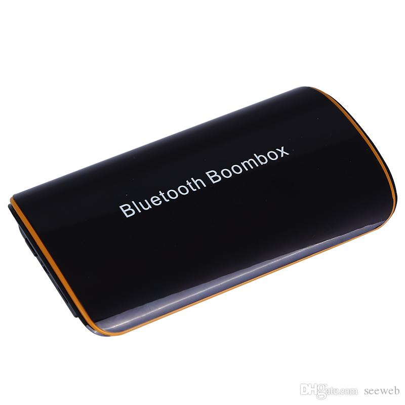 for Wireless Bluetooth4.1 EDR Headphone Amplifier 5V Portable USB DAC Built-in Battery 300mA Black