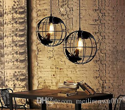 home office ceiling lighting. Retro Globe Ceiling Light Pendant With Map Metal Shade Home Office Decor Lamp Fixture Vintage Lighting From Meilirenwu007, $40.21| Dhgate.Com