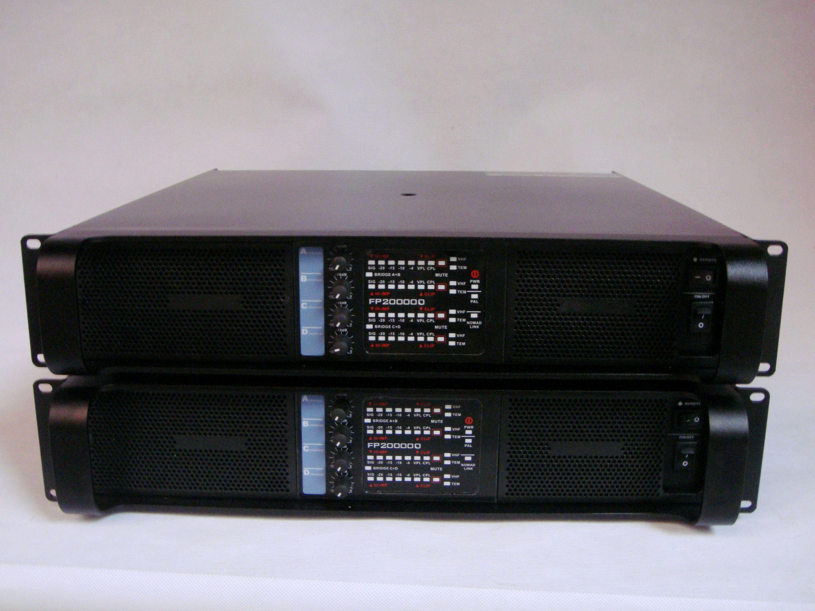 professional power amplifier amp fp20000q gruppen subwoofer amplifier professional 4 2200w lab. Black Bedroom Furniture Sets. Home Design Ideas
