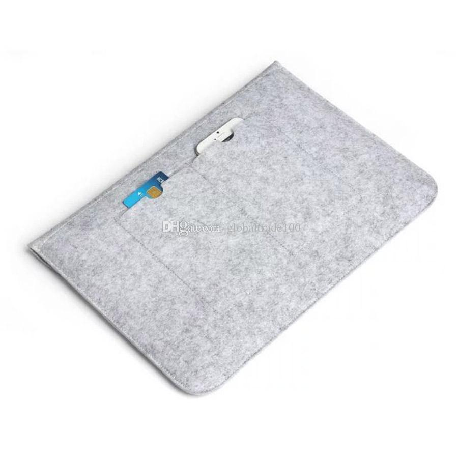 Для Apple Macbook Air Pro Retina Touch Bar 11.6 13.3 15.4 дюймов мода мягкий рукав ноутбук сумка против царапин обложка чехол