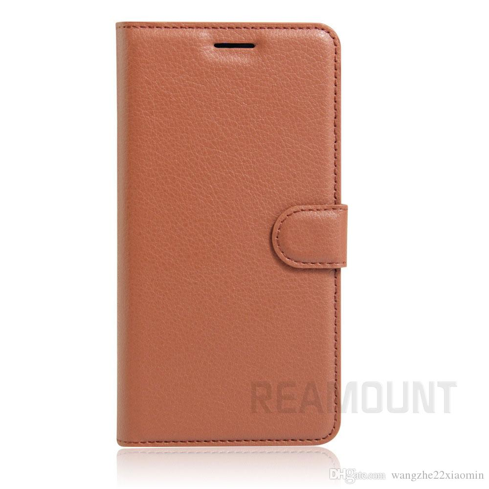 Classic PU Wallet Leather Mobile Phone Case for Moto G2 G3 G4 for MOTO E2 E3 E4 with Card Slot Holder Stand Back Cover