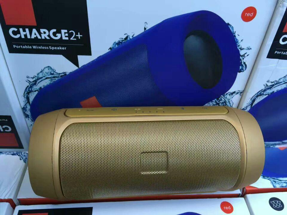 New Arrival Charge2+ Plus Wireless Bluetooth Speakers Best Subwoofer Outdoor Portable HiFi for Charge2+ Speaker With Power Bank