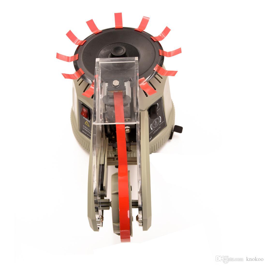 Горячая продажа Автоматический распределитель ленты ZCUT-2 Carousel лента Распределить 13мм ~ 60мм Auto Длина реза, утверждение CE