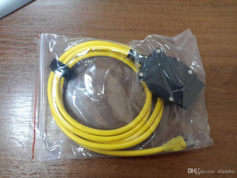 ESYS 3 23 4 V50 3 For bmw ENET Ethernet OBD OBDII Interface Data for bmw  diagnostic cable