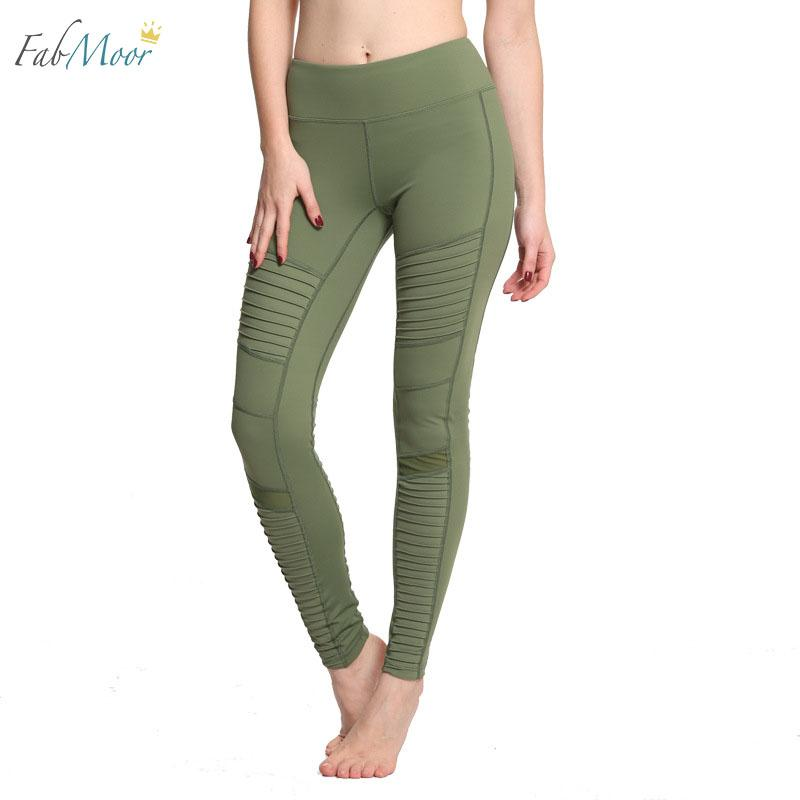 moto leggings olive. 2017 wholesale fabmoor new arrival workout moto legging on trend inspired quilted stitching olive black color running tights active bottom from charlia leggings