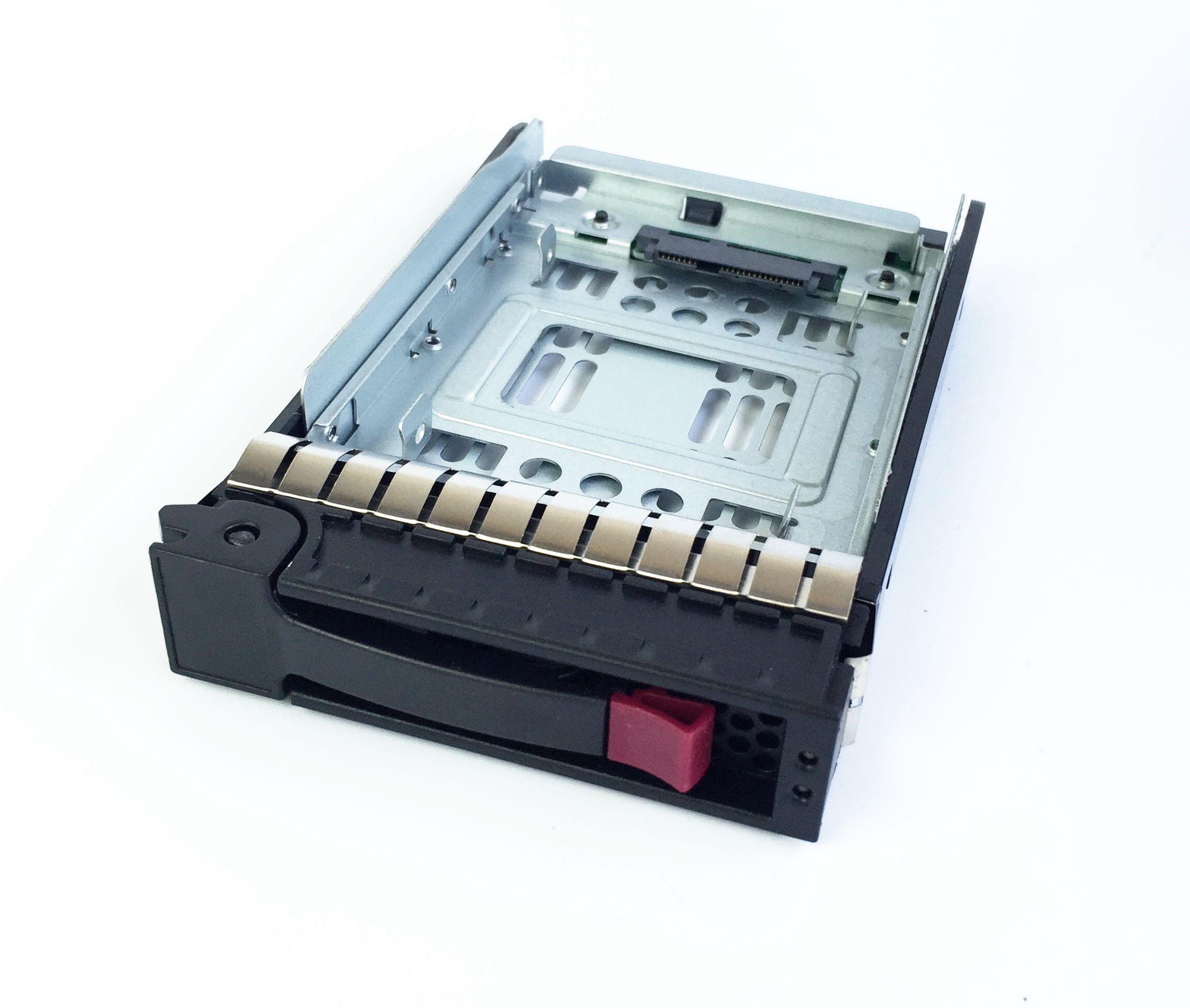 Hp 654540 001 373211 001 2 5 Ssd To 3 5 Sata Converter Hard Drive