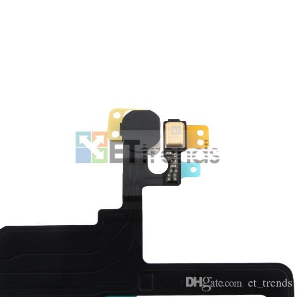 Высокое качество питания Flex кабель для iPhone 6 Мощность звука Кнопка громкости Переключатель Flex Cable Replacement свободный корабль DHL