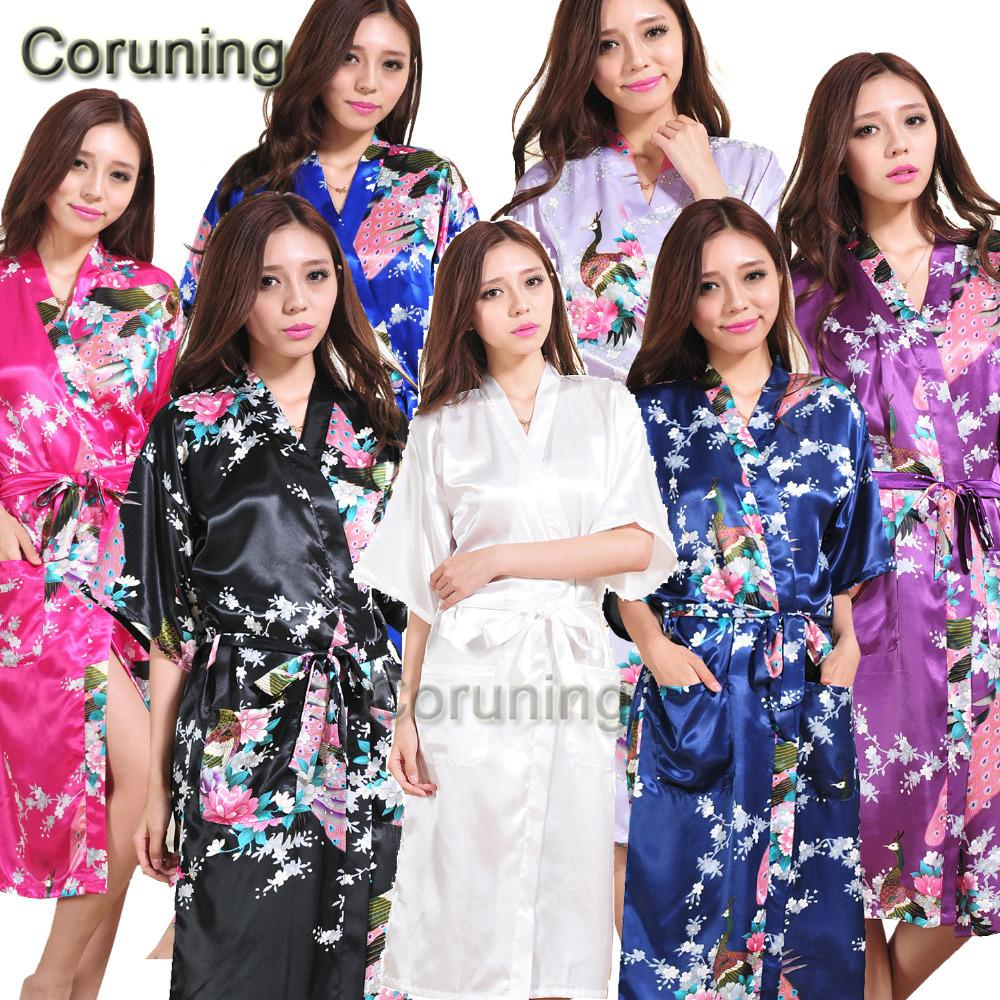 Men's Sleep & Lounge Men Female Kimono Robe Gown Long Sleeve Unisex Femininas Male Dressing Bathrobe Night Gown Loungwear Bathrobe Sleepwear Clothes Keep You Fit All The Time