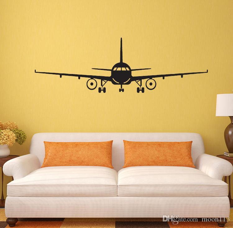 Personalized Decorative Wall Stickers, Airplanes, Boys, Bedrooms ...