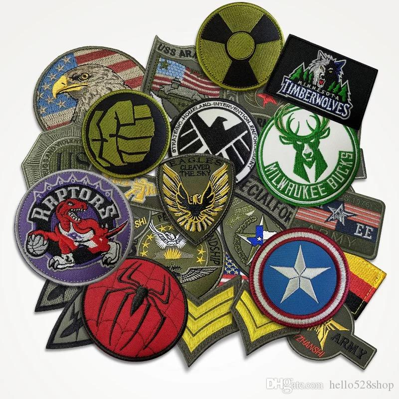 A Custom Embroidery Patch Diy Your Logo Patches Custom Your Own