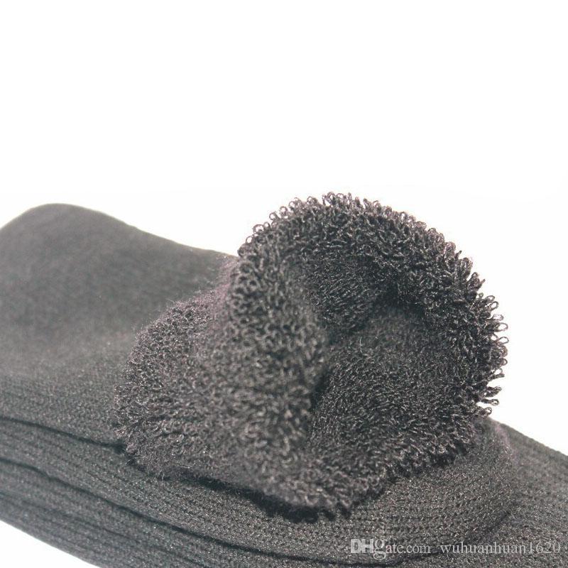 Men Thick warm Merino wool winter thermal men socks top quality terry crew cushion men's socks