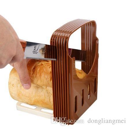 Bread Slicing Tools Bread Loaf Toast Sandwich Slicer Cutter Mold Maker bakery and pastry tools kitchen tools H115