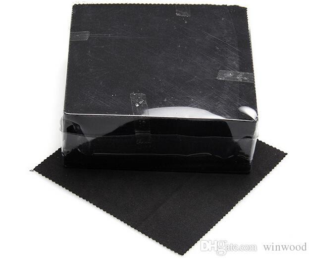 14 * 14 cm Panni in microfibra tablet Tablet Computer Laptop Occhiali Panno occhiali Occhiali Salviette Panno la pulizia della famiglia