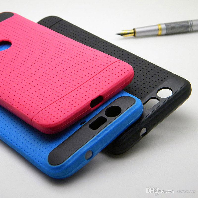 new arrivals e1c2b c3f7a fashion honeycomb silicone case for huawei nexus 6p matt surface TPU soft  cover cases skin black hot pink light blue 1PC
