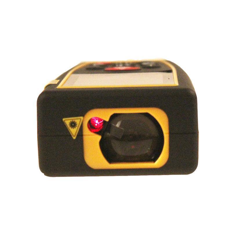 Handhållen 100m / 328ft Digital LCD-laser Avståndsområde Mätare Mätare Range Finder