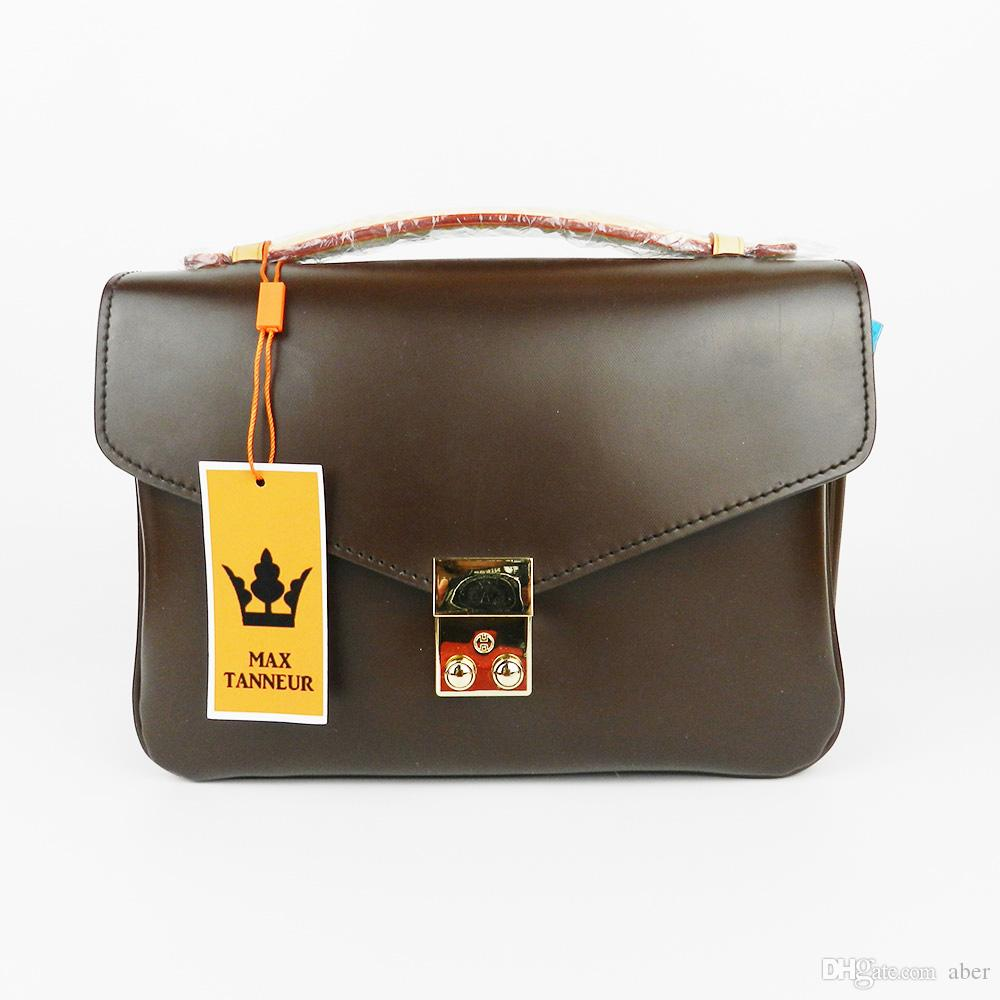 00ae3c2490bb women designer handbags Excellent quality pochette metis M40780 canvas  shoulder bag women tote genuine leather handbag women bags