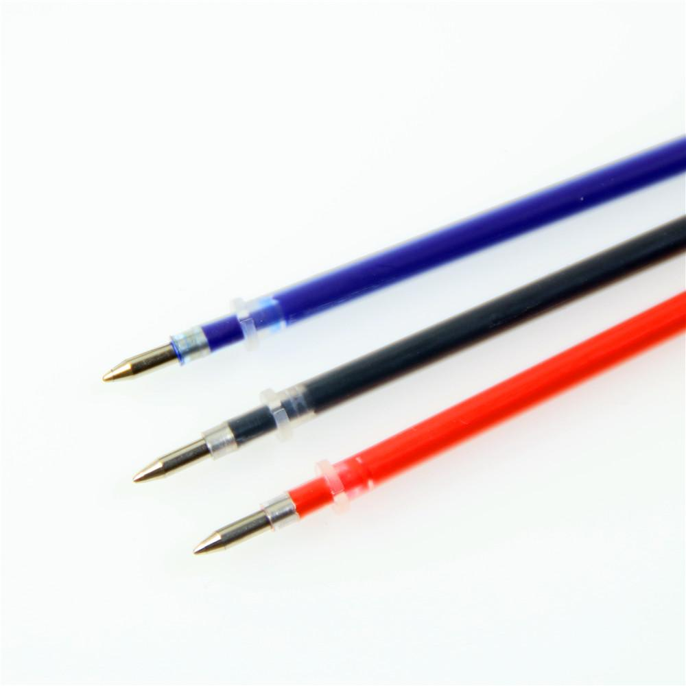 Neutrale Tinte Gel Pen Refill neutrale Feder gute Qualität Refill schwarz blau rot 0,5 mm 0,38 mm Kugel Refill Büro und Schule