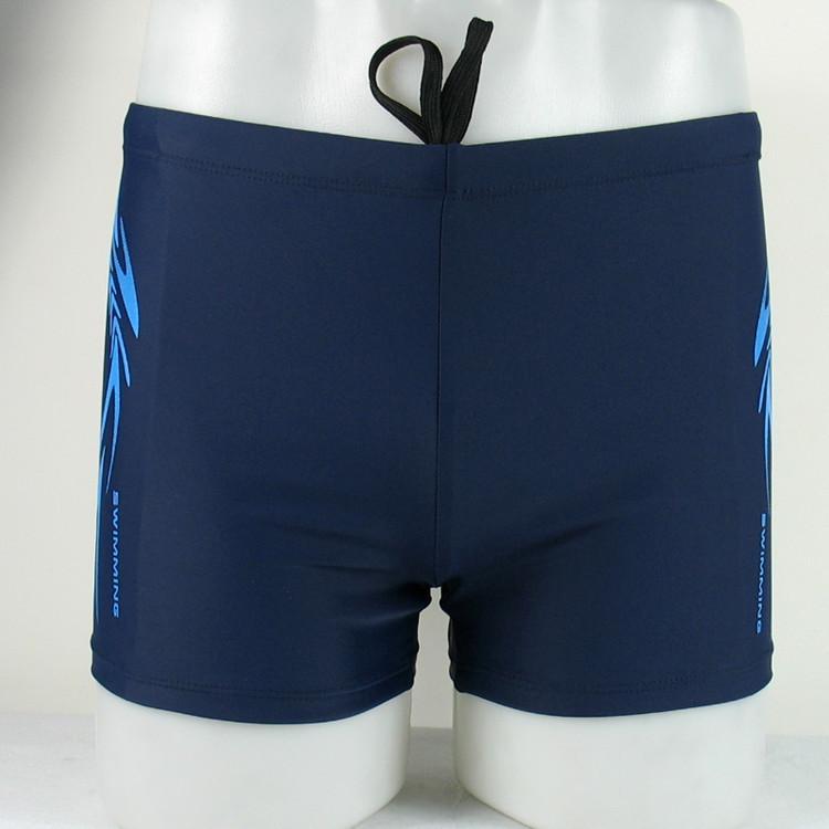 Men Swim Shorts Men's Swimsuits Surf Board Beach Wear Man Swimming Trunks Boxer Shorts Swim Breathable Swimwear