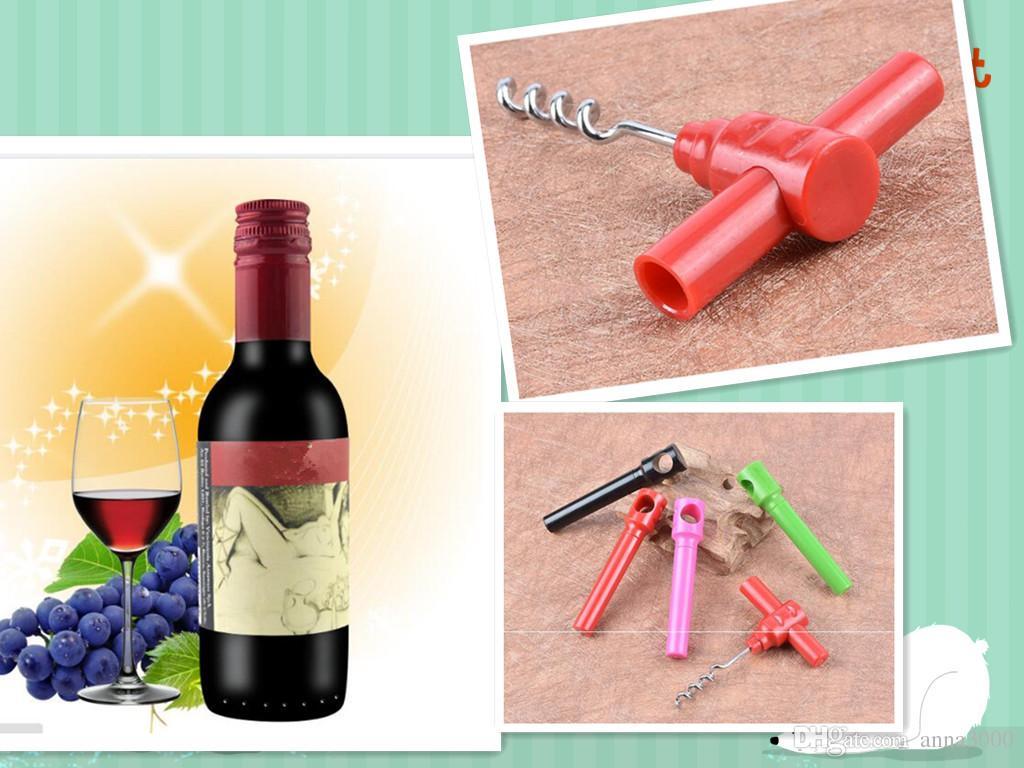 2018 новый творческий кухня гаджет, красное вино / мини вино открывалка для бутылок, открывалка для проводов, открывалка для бутылок