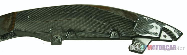 M-Por Stye Real Carbon Fiber Front Lip Spoiler F80 M3 F82 M4 Fit For BMW B227
