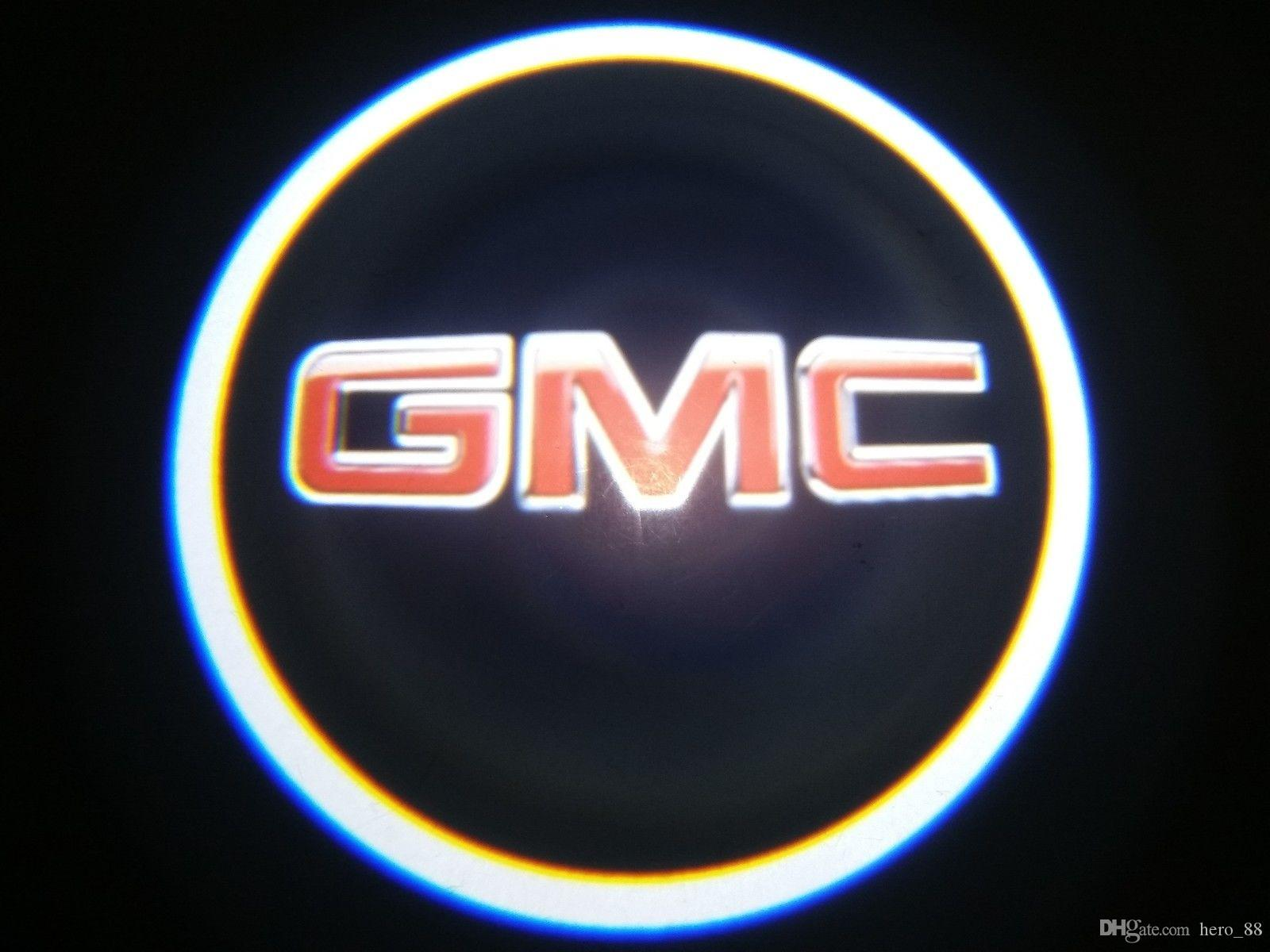 Chrysler led door projector courtesy puddle logo lights mr kustom - 2017 New Gmc Led Courtesy Ghost Shadow Lights Door Logo Projectors Gobo Logo Courtesy Puddle L S From Hero_88 20 11 Dhgate Com