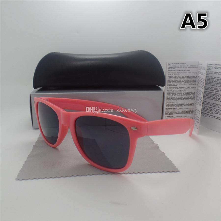 High quality Fashion Men Women Sunglasses UV400 Sport Vintage Sun glasses Retro Eyewear With box