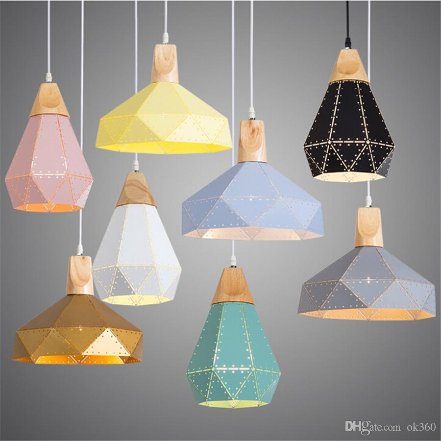 Nordic loft industrail laser cutting pendant lamp bedroom restaurant nordic loft industrail laser cutting pendant lamp bedroom restaurant droplight modern scandinavian wood hanging light for living glass light pendant pendant arubaitofo Image collections