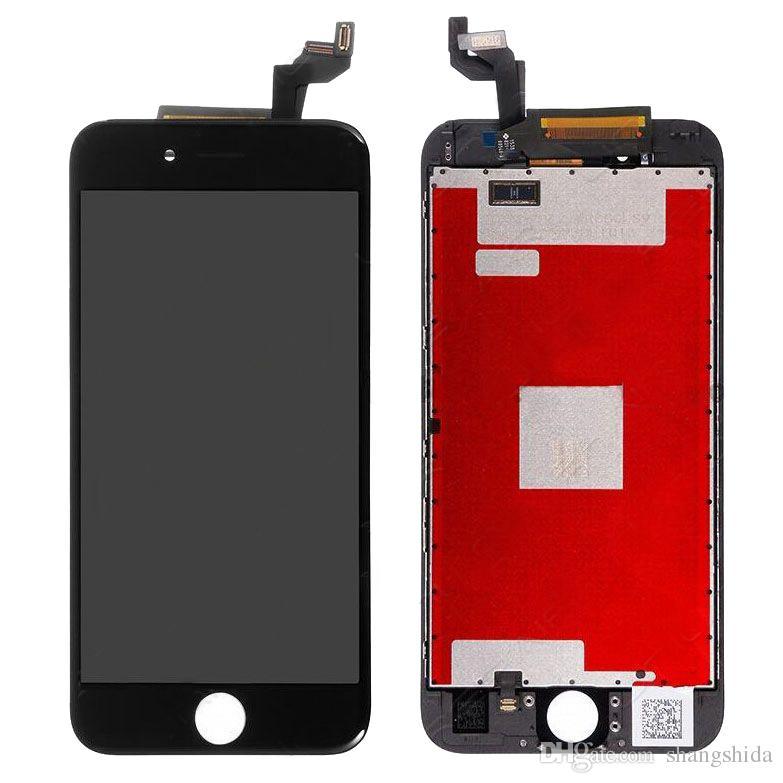 Affichage LCD de haute qualité pour iPhone 6S Plus 5,5 pouces 6sp Écran tactile Digitizer Assemblée complète de remplacement avec 3D Touch Gratuit