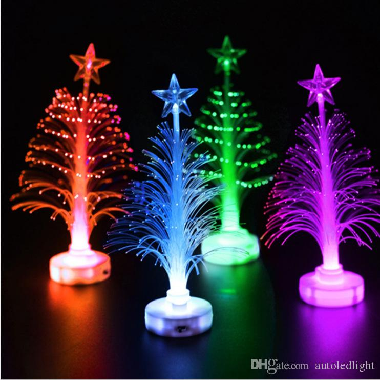 2018 home decoration fiber led christmas tree light colorful 2018 home decoration fiber led christmas tree light colorful flashing xmas tree nightlight lamp outdoor led christmas light decorations ornaments from aloadofball