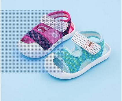 Großhandel Sommer Baby Sandalen, Kleinkind Schuhe, Weiche Sohlen, 0 ...