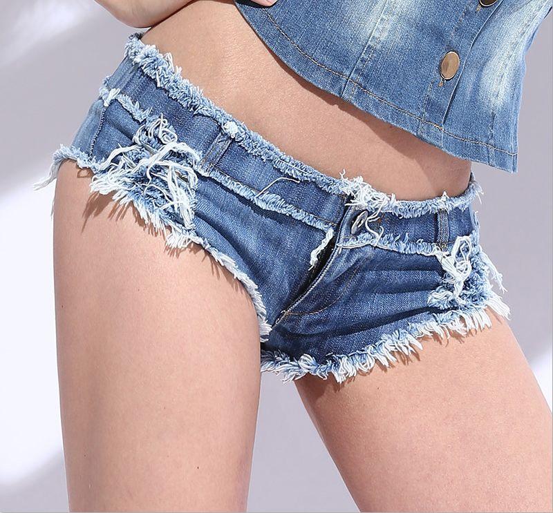 2017 Womens Jeans Denim Shorts Pants 2017 Summer Fashion Sexy ...