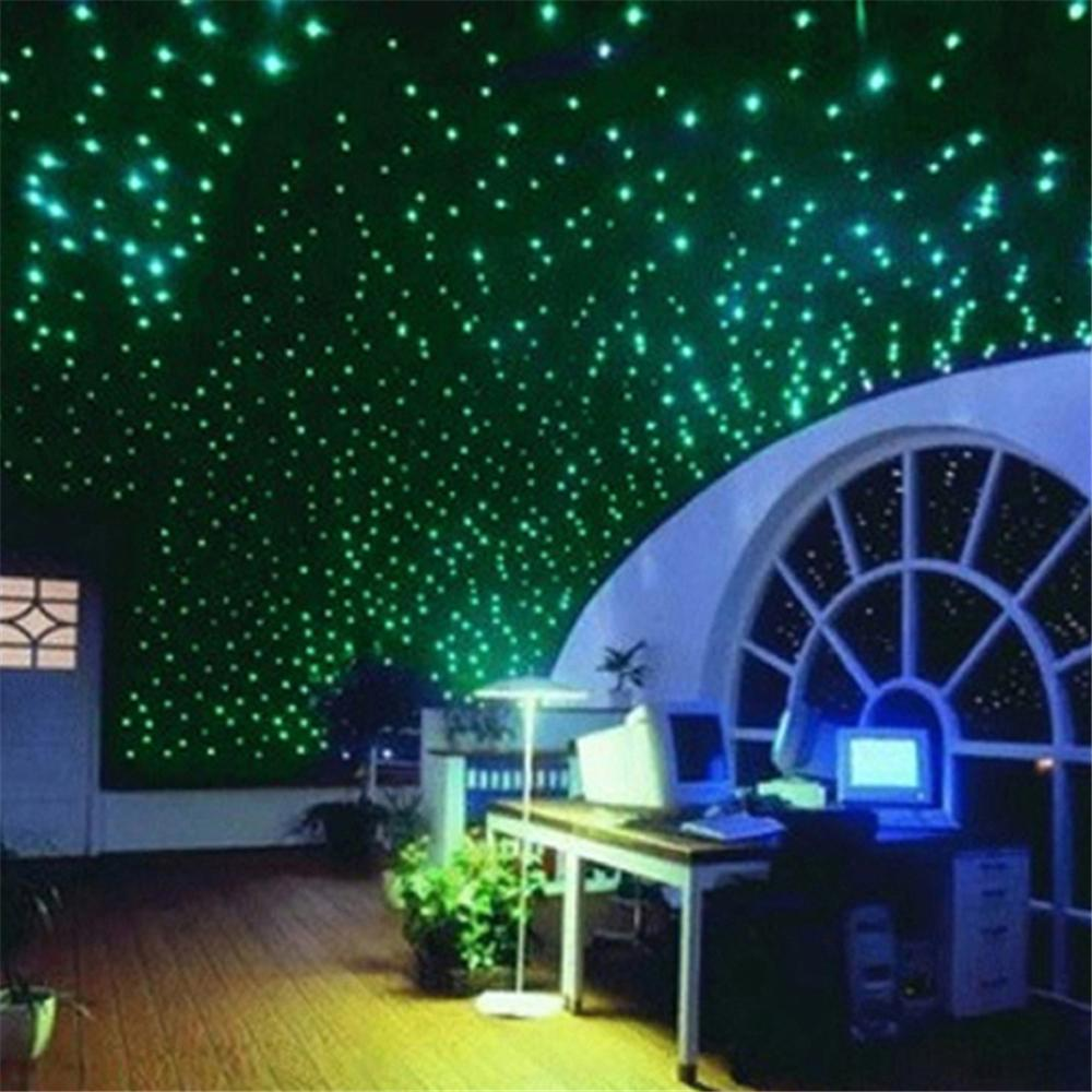wholesale new arrival 3d star lights glow in the dark luminous