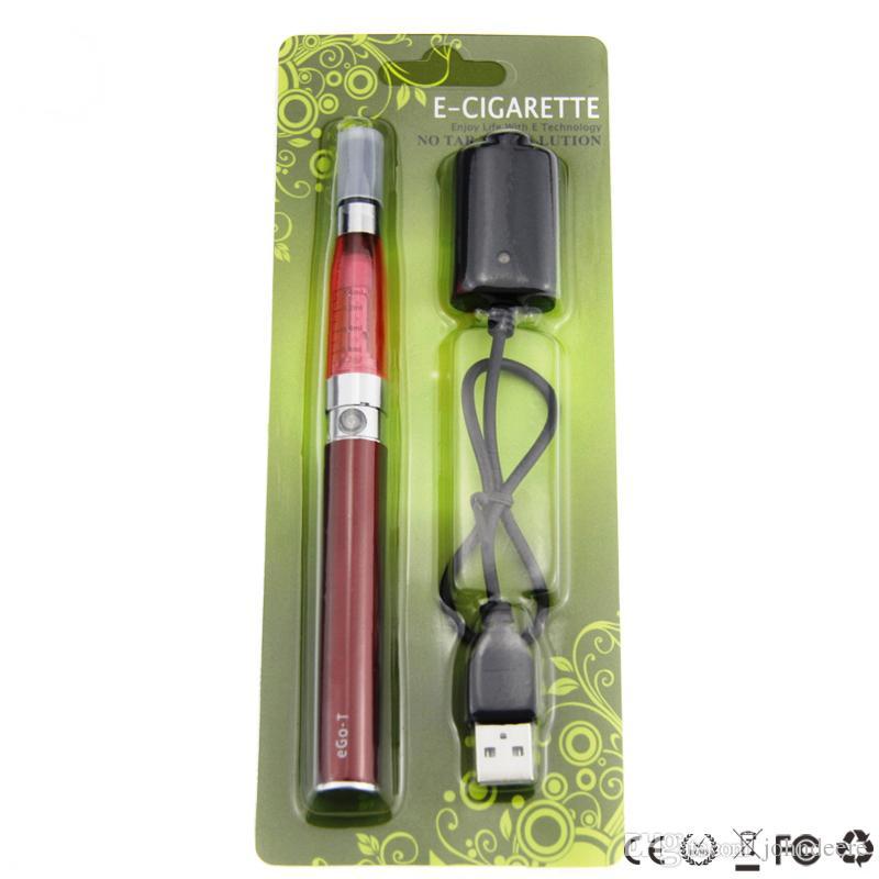 ego ce5 kit CE5 Blister pack kit ce5 atomizer 650mah 900mah 1100mah ego t battery electronic cigarettes cheap starter kits