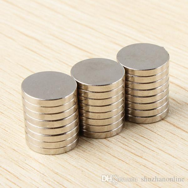D12x2mm N52 Neodymium Magnets Rare Earth Strong Magnet