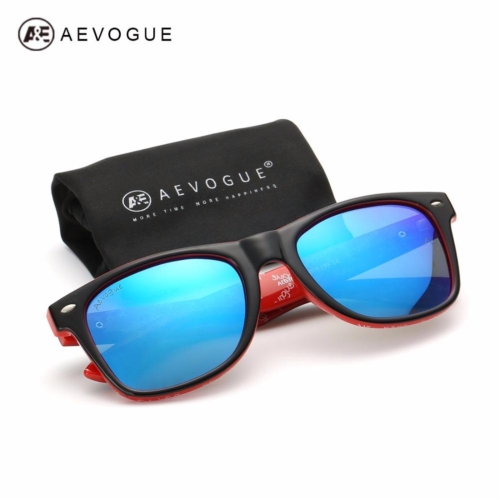 97e7ae94f5 Wholesale-AEVOGUE Polarized Sunglasses Men Thick Acetate Frame ...