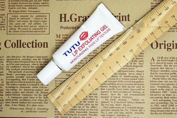Lip Exfoliating Gel Fade Texture Magic Lip Mask Lip Care Gently Scrub Remove Dead Skin Moisturizing 25g