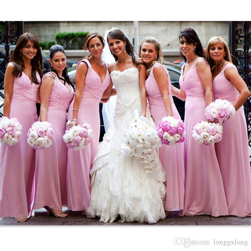 Atractivo Dama De Honor Se Separa Modelo - Ideas de Vestido para La ...