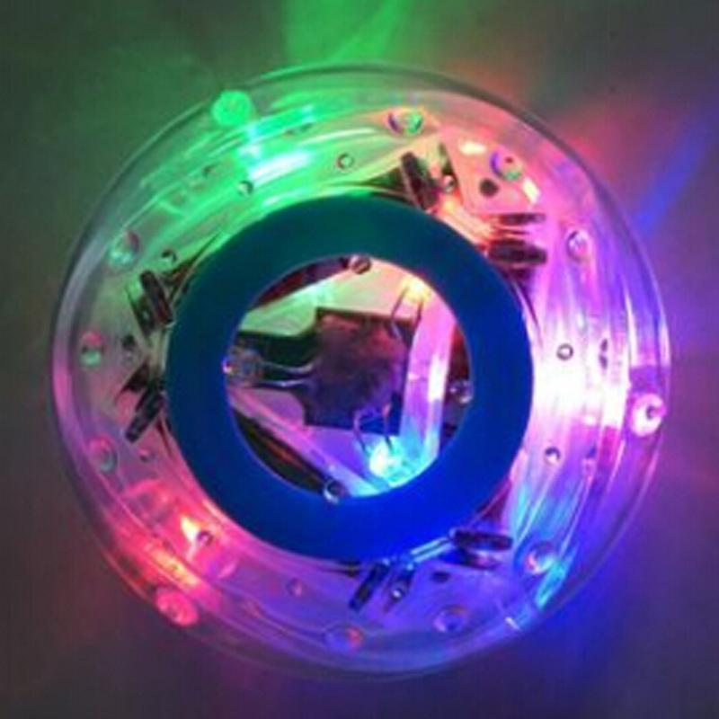 Discount Led Bath Toy Party In The Tub Light Waterproof Bathroom ...