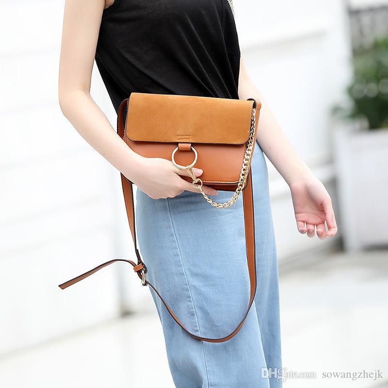 2017 حقيبة رسول جديدة مع حقيبة كتف واحدة حقيبة الكتف مصغرة الكلاسيكية