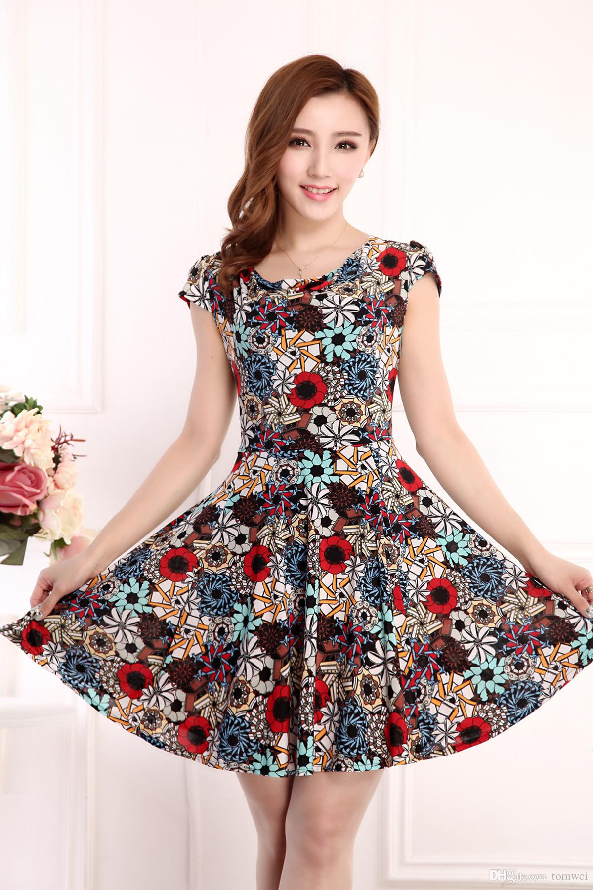 Pictures of summer dresses for women