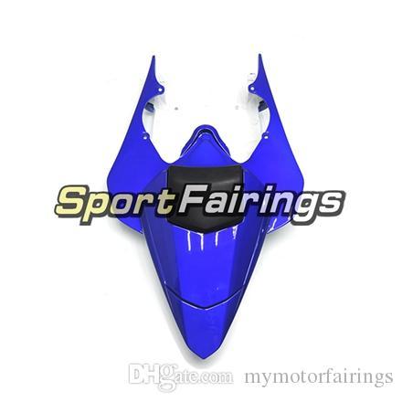 Carenados completos del ABS para Yamaha YZF600 R6 2008 - 2015 Kit de carenado de la motocicleta de Sportbike Bodywork Aftermarket Azul blanco Carenados amarillos
