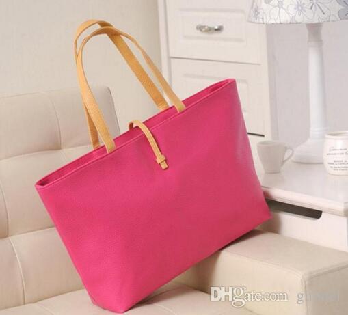 2017 패션 버클 간단한 여성 가방 빈티지 숙녀 큰 숙녀 가방 디자인 메신저 어깨 가방 쇼핑 핸드백 디자이너 토트