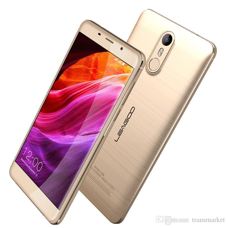 Handy Kaufen Ohne Vertrag Mode Leagoo M8 Smartphone 57inch Quadcore